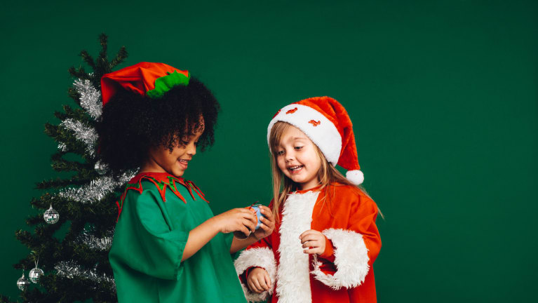 The Holidays May Be About Kids, But Should They Be at the Company Party?