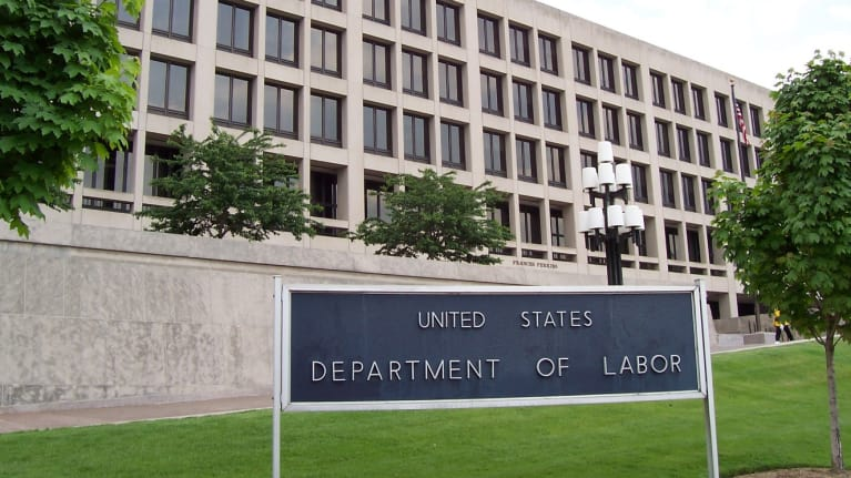 White House Budget Proposal Slashes DOL Funding by 21 Percent