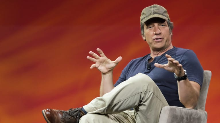 'Dirty Jobs' Host Mike Rowe Says Skilled Trades Need a Makeover