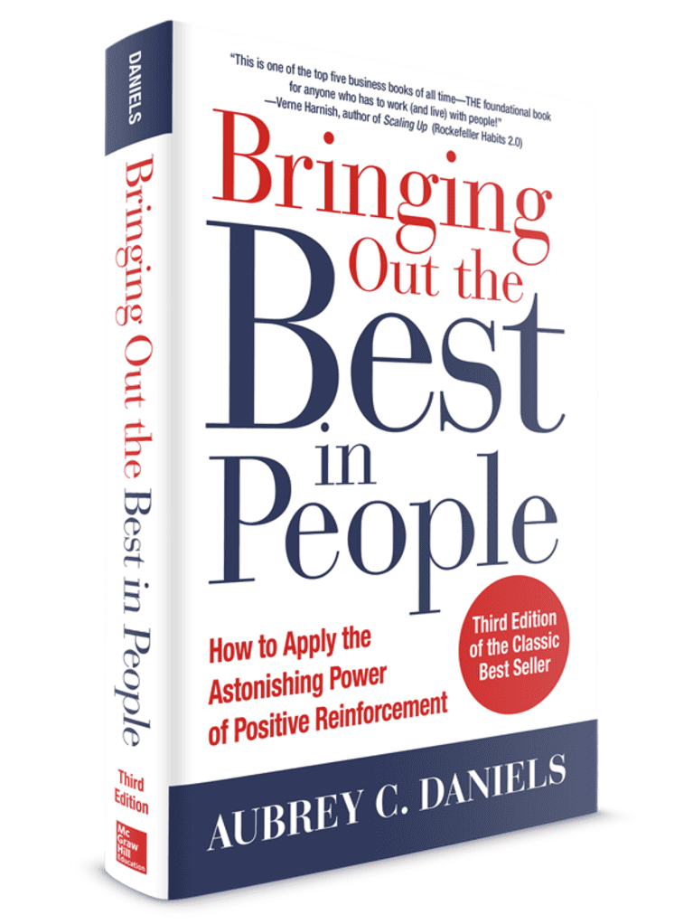 A Positive Approach to Bringing Out the Best in People