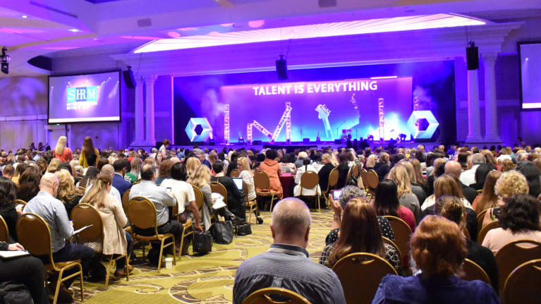 AI Successes and Epic Technology Fails: Panel Swaps Stories at SHRM Talent Conference
