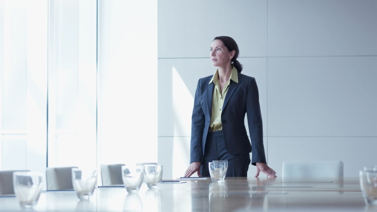 Sponsors Play Key Role in Advancing Women to CEO Level