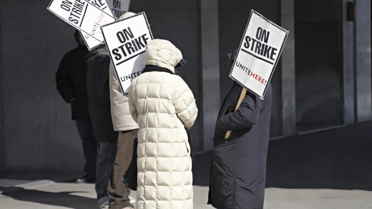 Short-Term Strikes May Be Given Same Protections as Long Work Stoppages