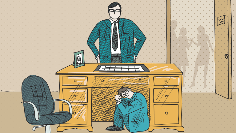 4 Ways to Deal with a Toxic Co-Worker