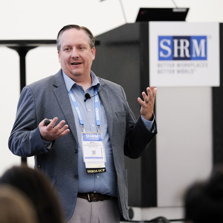 Steve Watson, SHRM-SCP, CEO of Trendbreakers, a group health plan consultancy