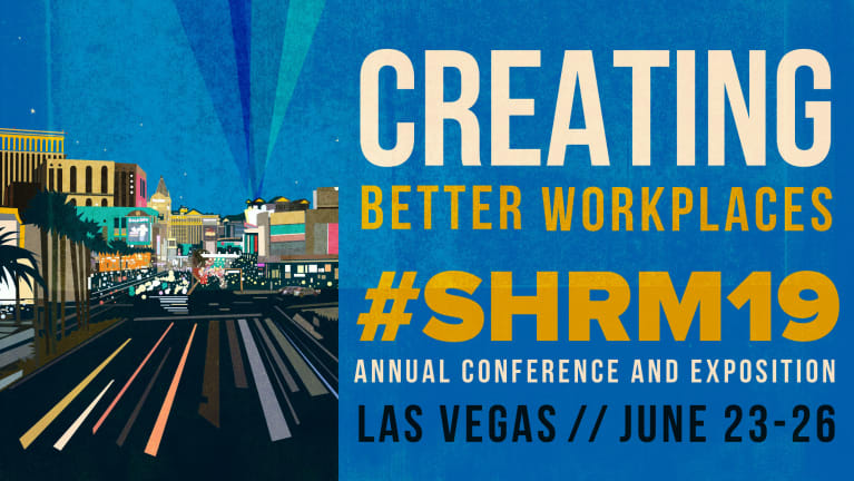 Counting Down to #SHRM19