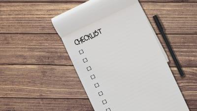 fmla compliance checklist