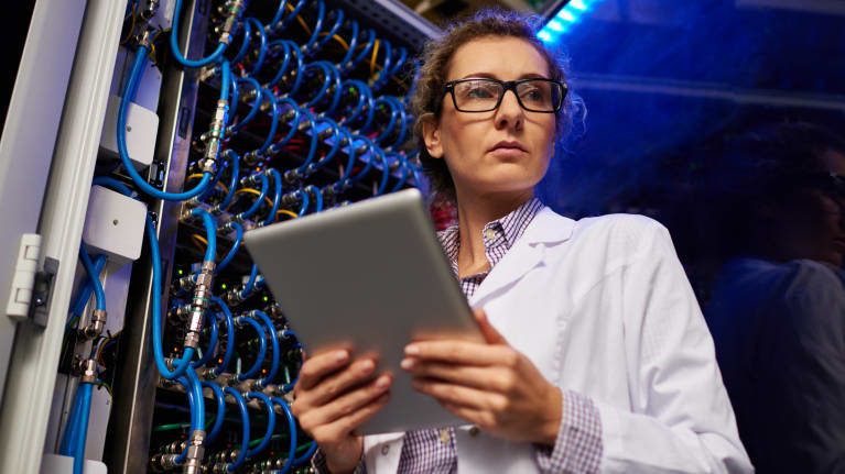 Women, Minorities Largely Absent from Cybersecurity Jobs
