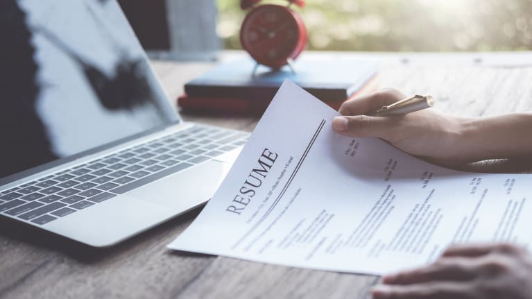 Choose the Right Font for Your Resume