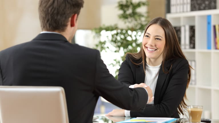Turning a Job Interview to Your Advantage