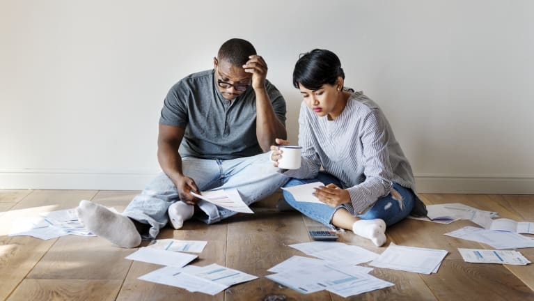 Benefit Mix Can Help Financially Stressed Generation X