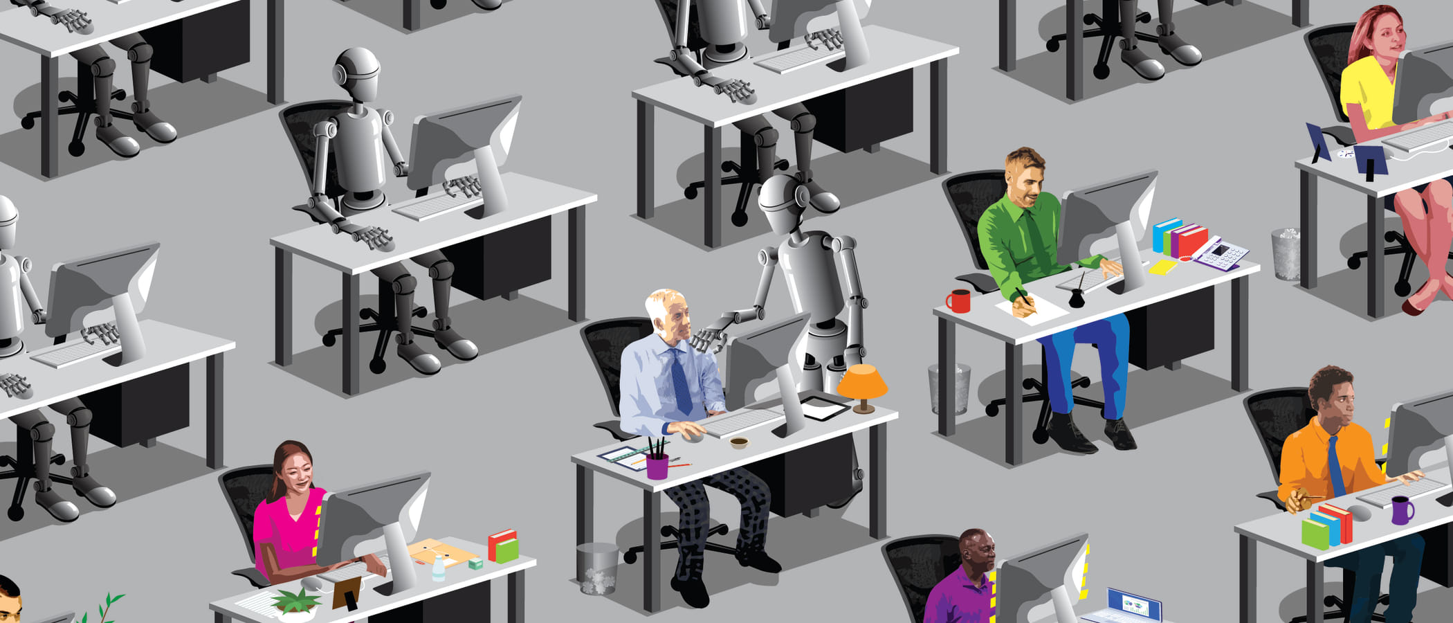 HR Needs to Stay Ahead of Automation