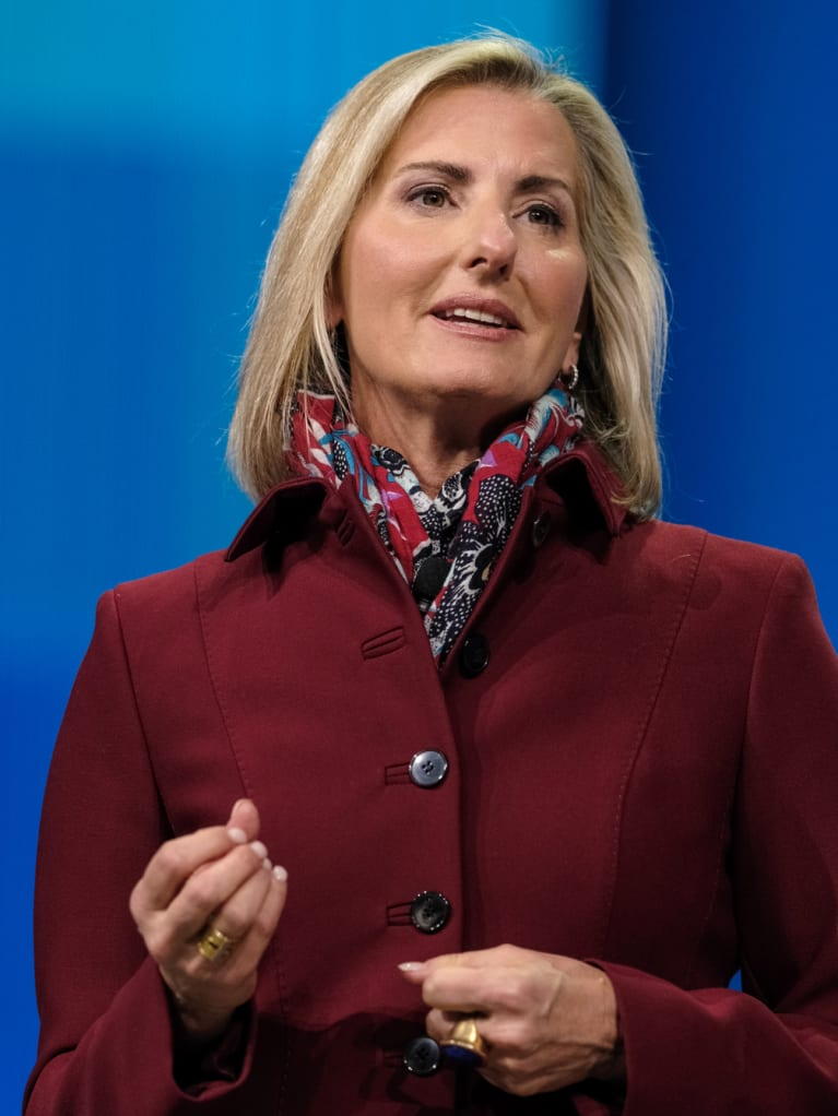 Melissa Anderson, senior vice president and chief human resources officer for Albemarle Corporation