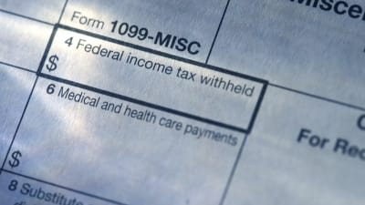 Taxes Forms What Is A 1099 Misc Form Who Gets One And When Is It Due