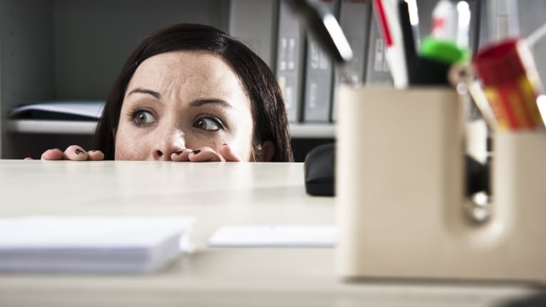 Office Desk Sensors Can Cause Employee Anxiety