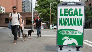 State Legalization of Marijuana Presents Thorny Issues for HR