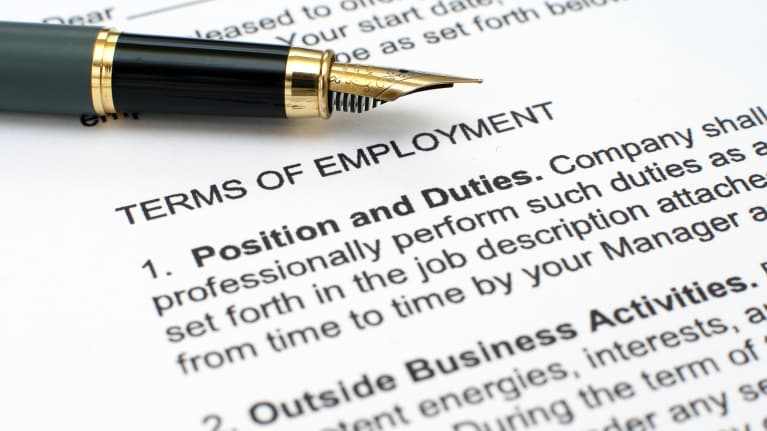 Take Care When Drafting Executive Employment Agreements