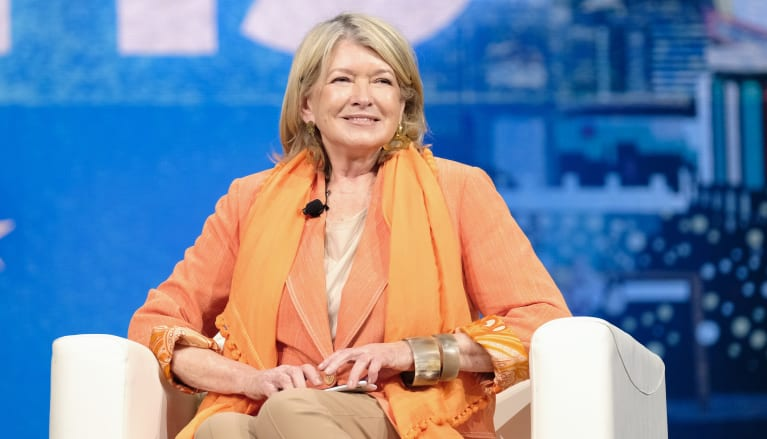 Martha Stewart at SHRM's 2019 Annual Conference and Exposition.