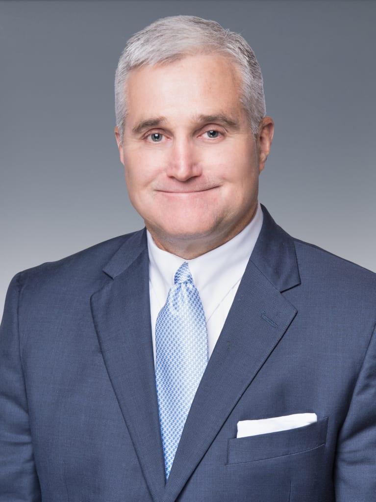 Mike Aitken, Senior Vice President of Membership