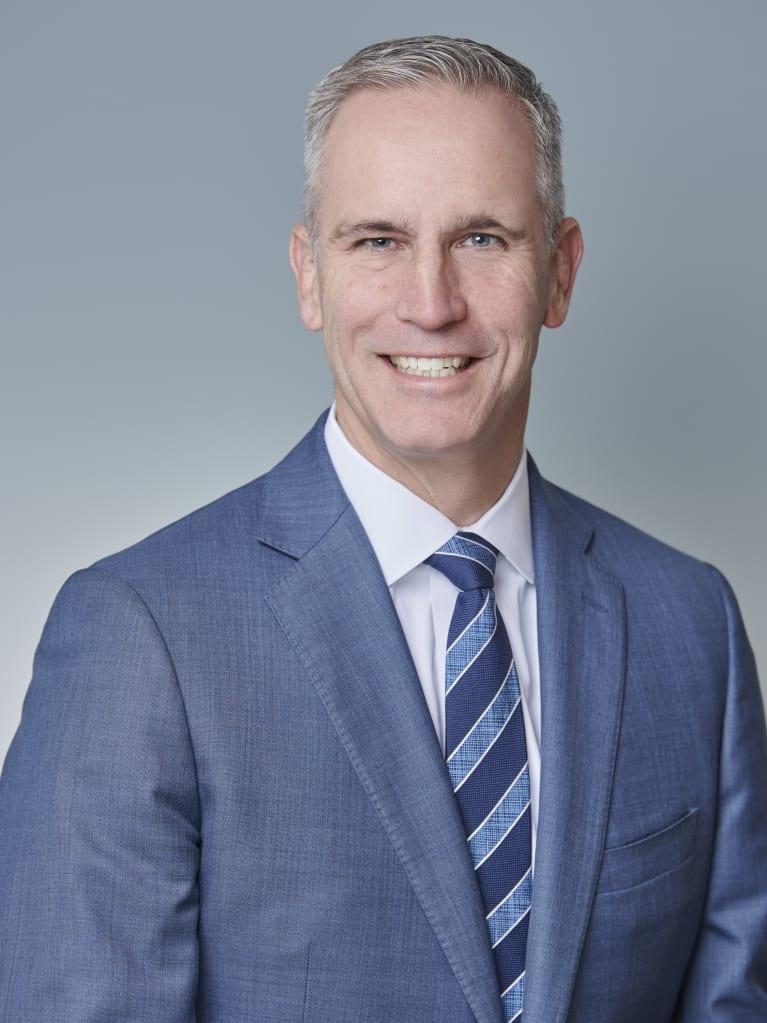 Sean Sullivan, Chief Human Resources Officer