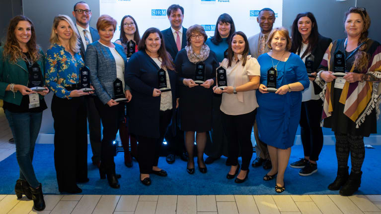 Pinnacle Winners Serve, Enhance, Advance HR