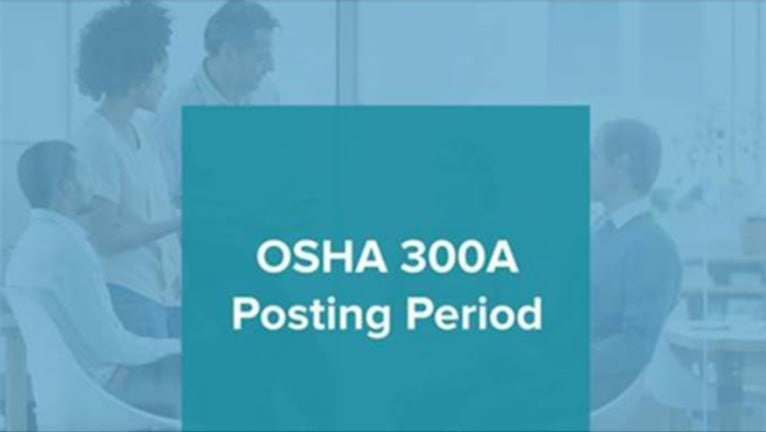 How To Complete The Osha Form 300