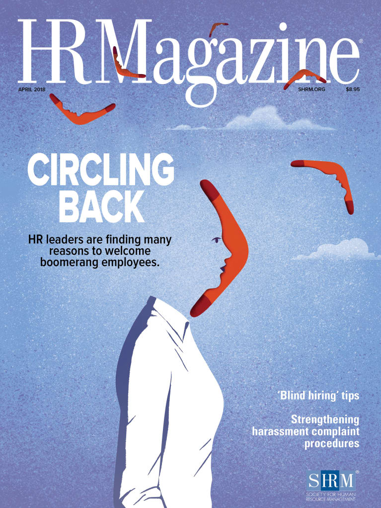 HR Magazine Archive
