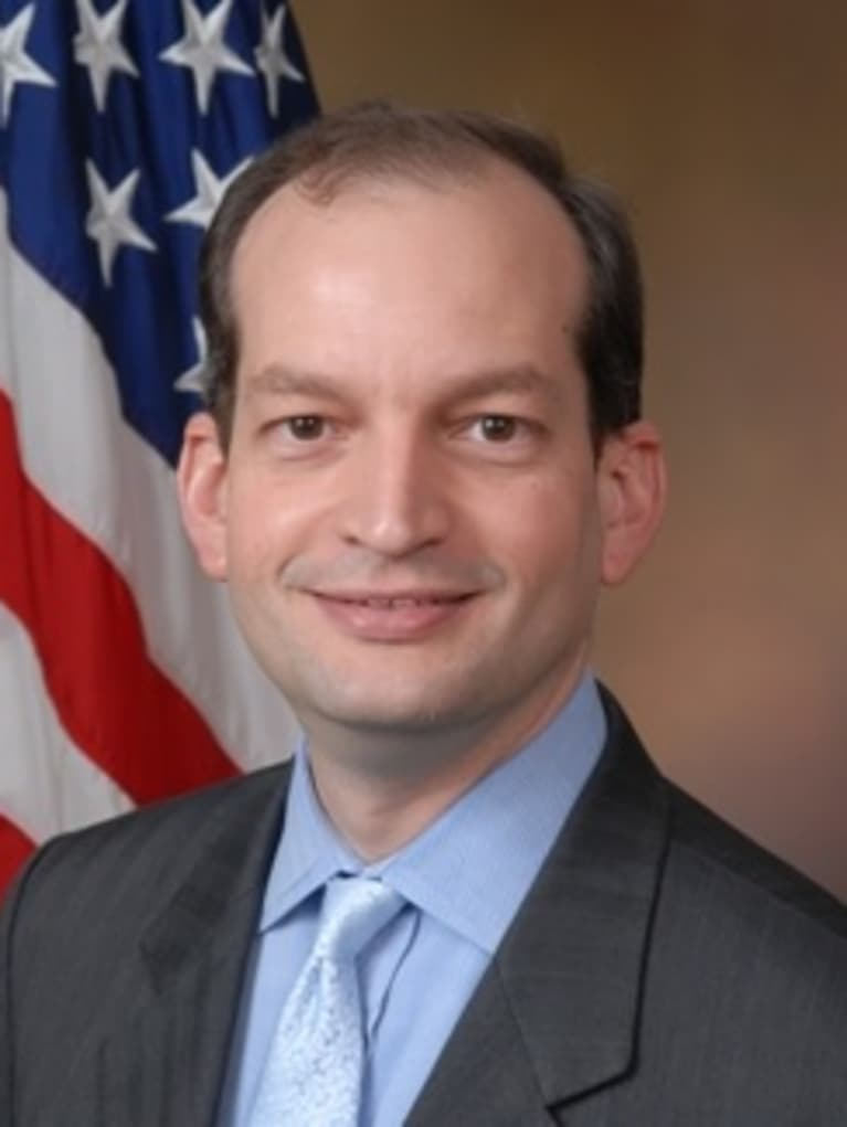 Acosta Nomination for Labor Secretary Moves to Senate