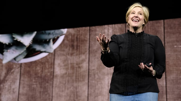 Brené Brown: Drop the Armor, Dare to Lead