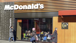 Worker-Advocacy Groups Back Harassment Claims Against McDonald's