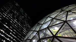 Amazon Office Decision Attracts Skeptics, Protests
