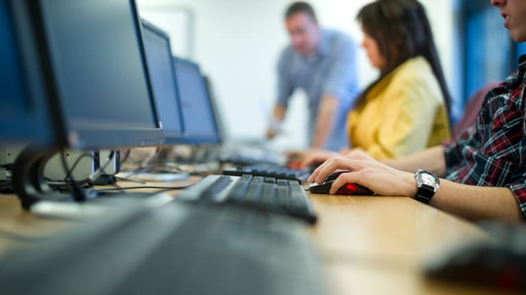 Fewer Than One-Third of Employees Receive Annual Cyber Training