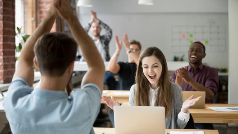 Put Recognition in Your Employees' Hands