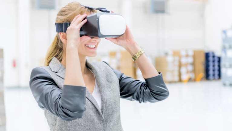 Walmart Revolutionizes Its Training with Virtual Reality