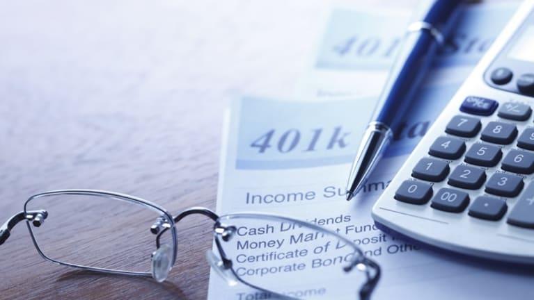 401(k) statements