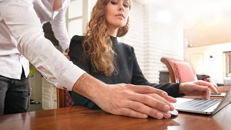 Only the CEO Can Eradicate Sexual Harassment