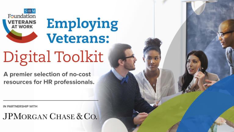 Employing Veterans: Digital Toolkit