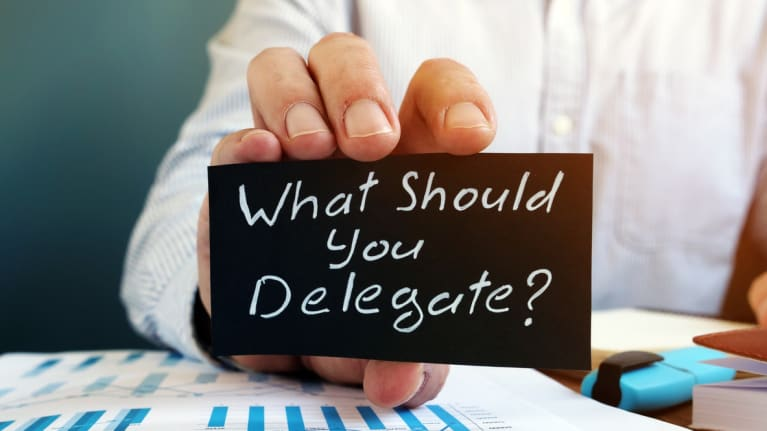 Learn How to Delegate So You, as a Manager, Can Explore Greater Pursuits