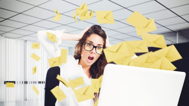 Heres How Managers Can Ease the Burden of E-Mail