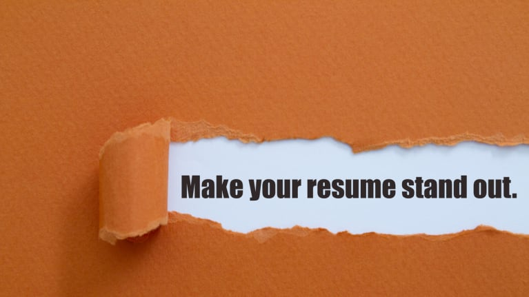 One Foot Out the Door? How to Write Your Resume in 2021