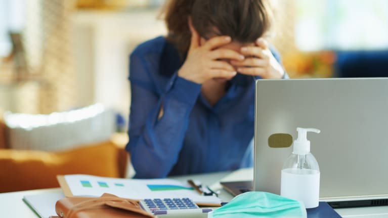 Today's Young Worker Is Stressed-Out and Anxious