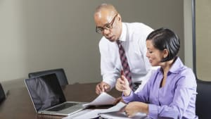More Men Say They Are Uncomfortable Interacting with Women at Work