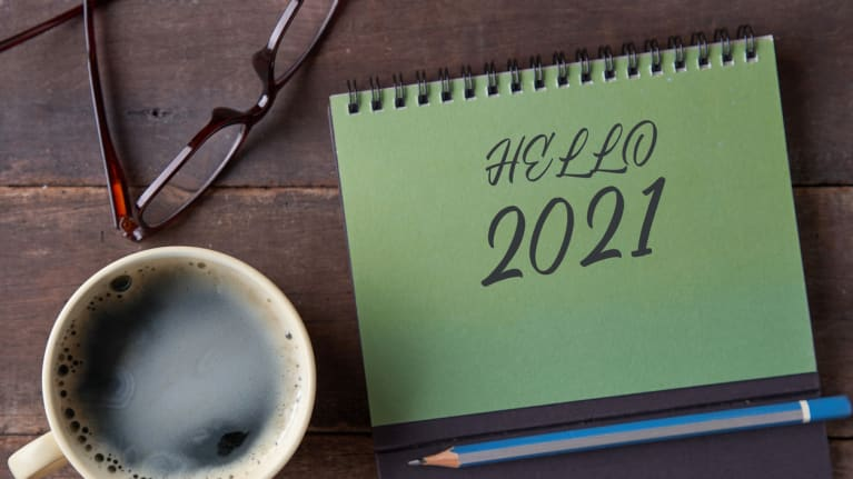 What HR Professionals Are Looking Forward to in 2021