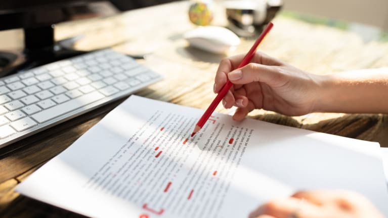 Rewrite Your Resume to Land an Interview