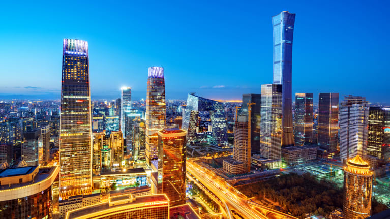 Study Up to Do Business in China