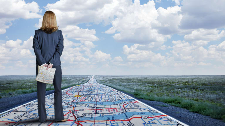 Know Where You Want to Go Before You Start Your Job Search
