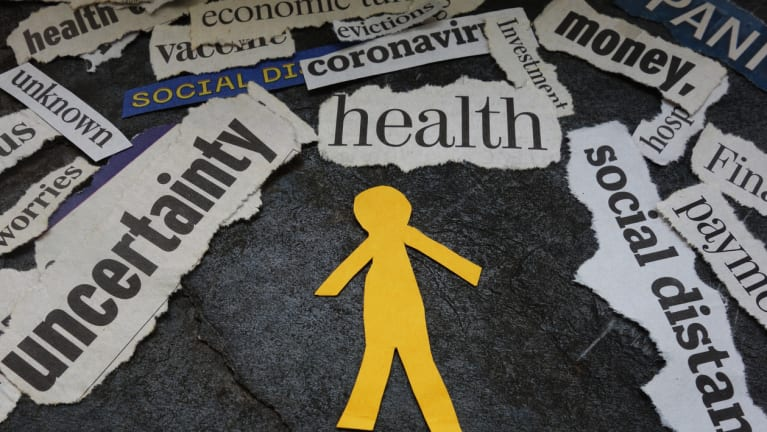 Young Adults Cope with Mental Health, Substance Abuse in the Pandemic