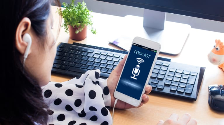 New 'Can't-Miss' Podcasts That Managers Need to Follow in 2021