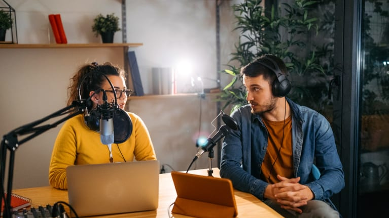 Three Steps to Starting an HR Podcast