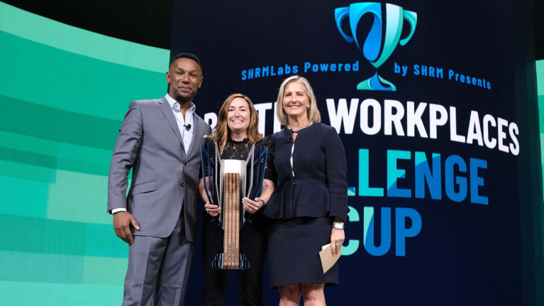 Compt Wins SHRM's First HR Technology Startup Competition